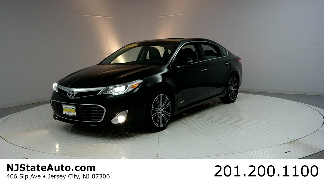 2015 Toyota Avalon XLE Touring - JUST LISTED FOR SALE