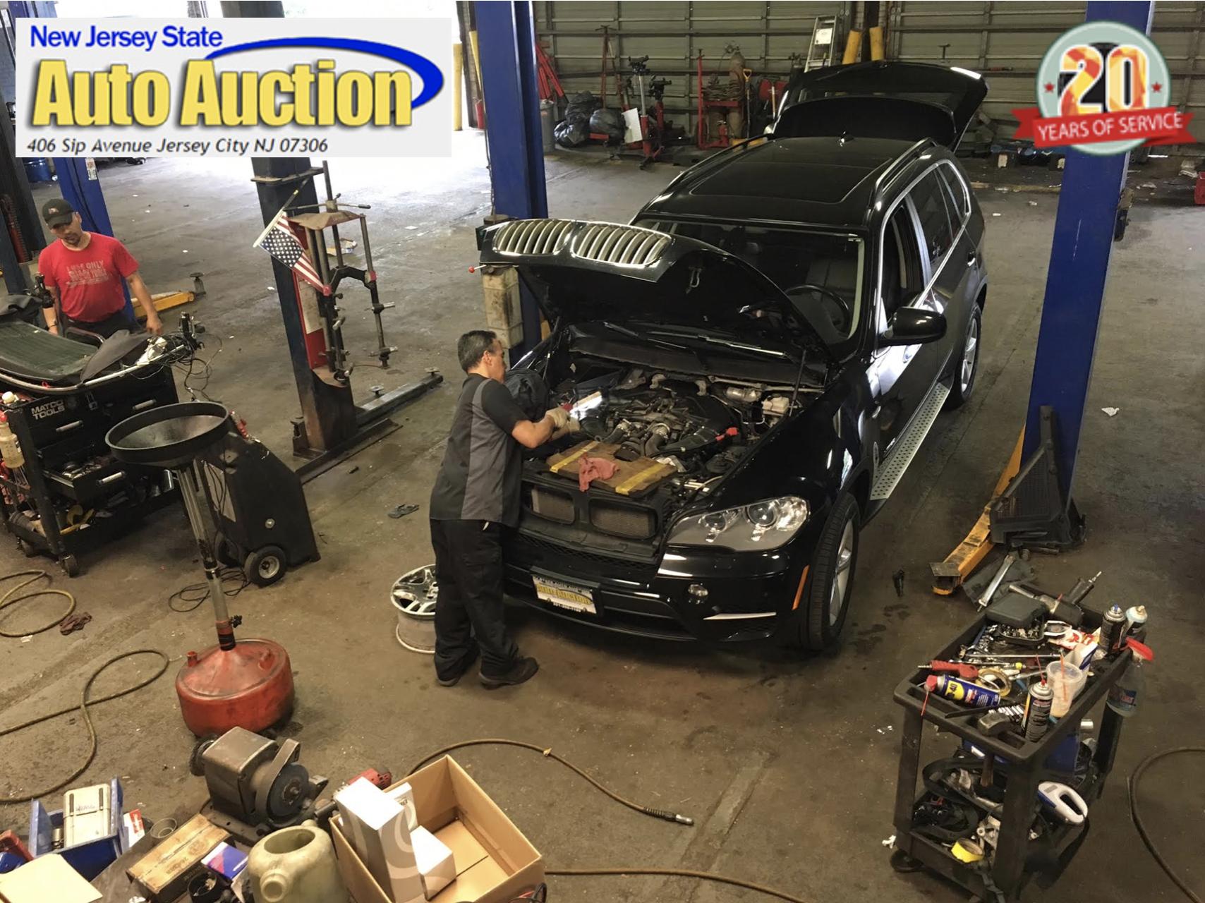 NJ Auto Mechanic NJ Auto Auction Blog