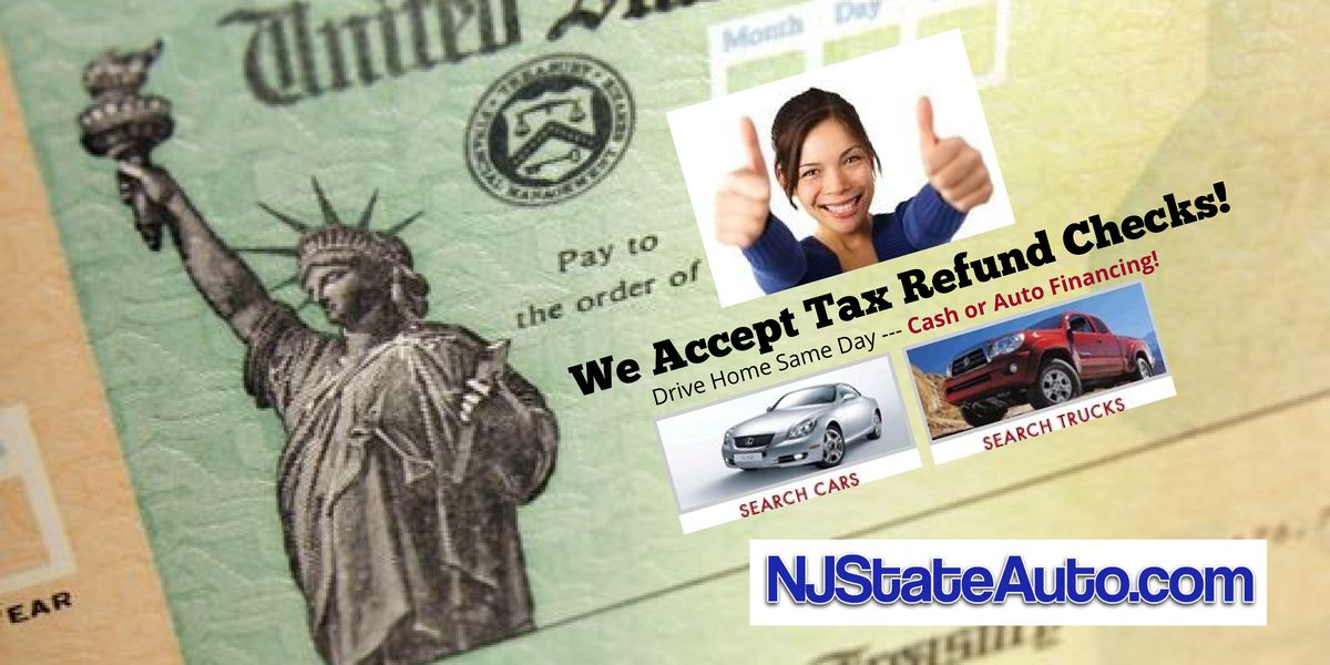 TAX REFUND SALE - USED CARS FOR SALE in Jersey City