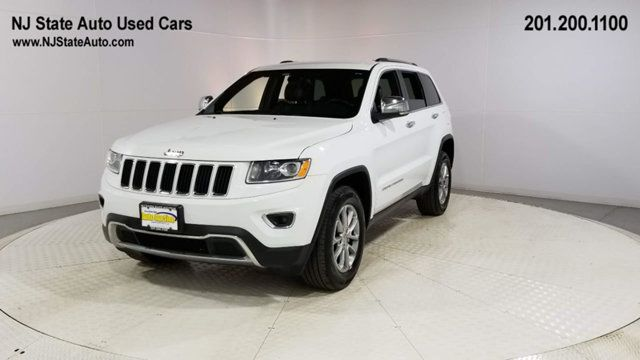2015 Jeep Grand Cherokee in NJ