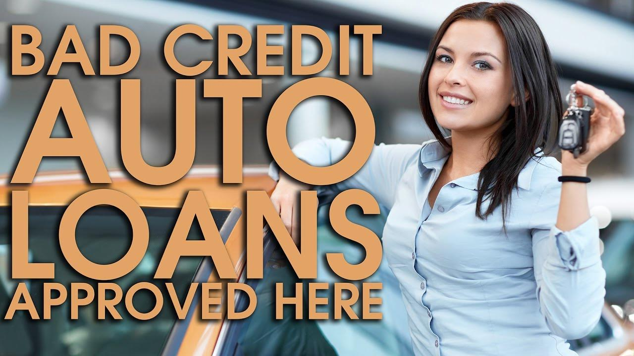 used car dealerships for bad credit