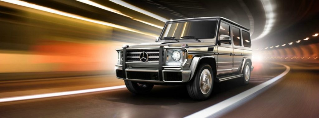 Celebrities And The Mercedes Benz G Class Suv