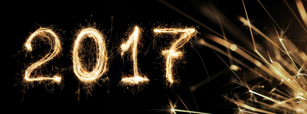 4 new years resolutions for a car lover 2017 written with sparkle firework 2017 happy new year background concept