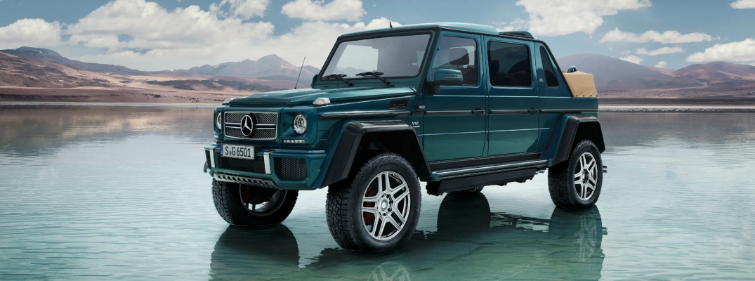Mercedes-Maybach G650 Landaulet Photos