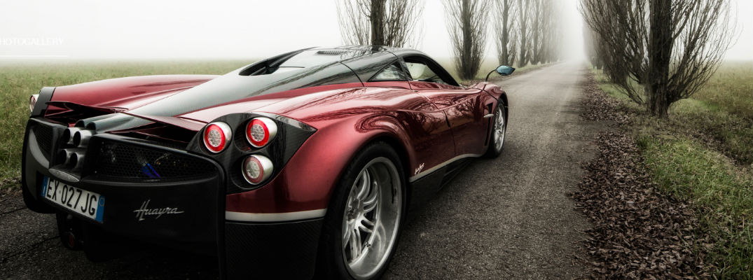 2017 Pagani Huayra Performance Specs and Photo Gallery