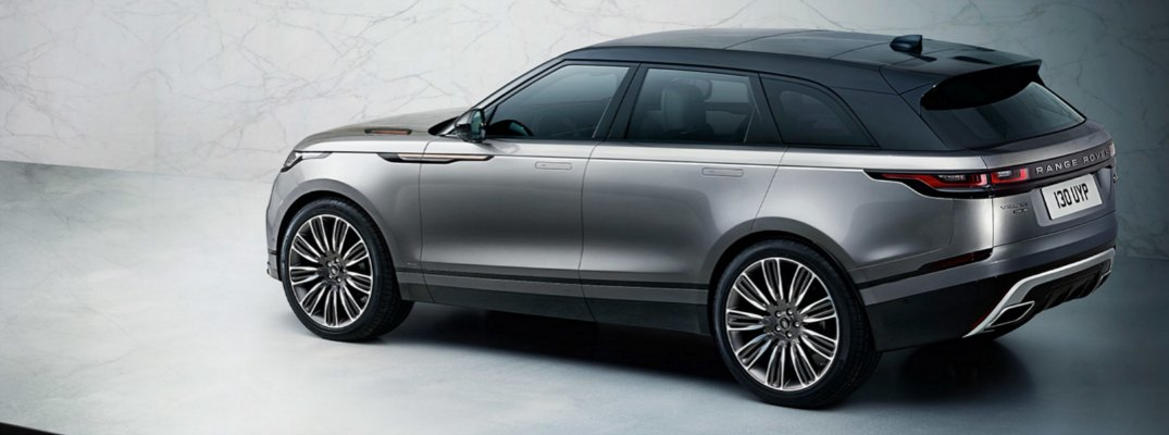 Your First Look At The 2018 Range Rover Velar Prestige