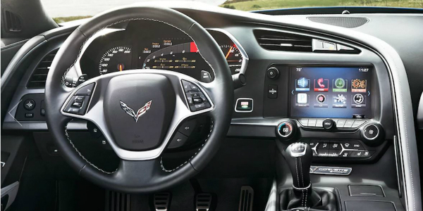 Features and Performance of the 2017 Chevrolet Corvette Z06 Interior