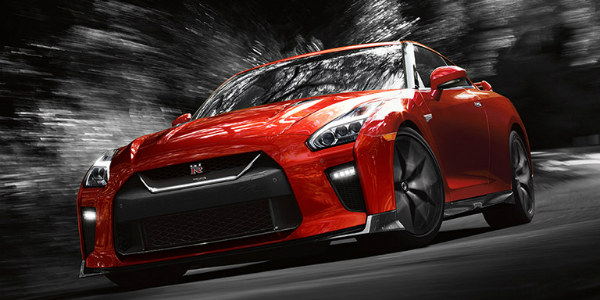 Features and Design of the 2017 Nissan GT-R Red