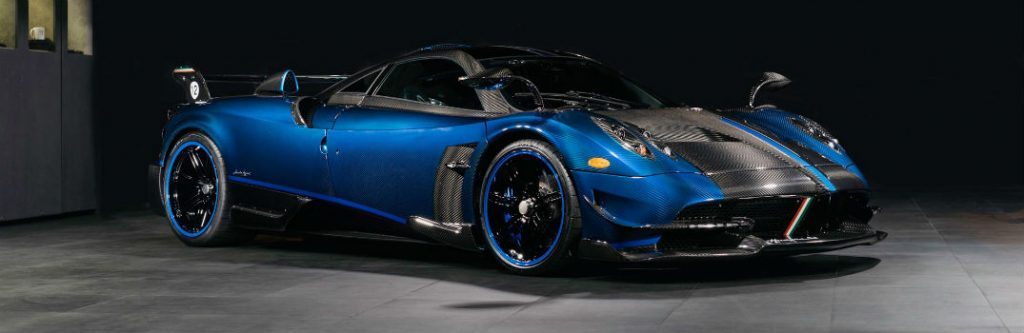 Unique Limited Edition Pagani Huayra Bc Unveiling In