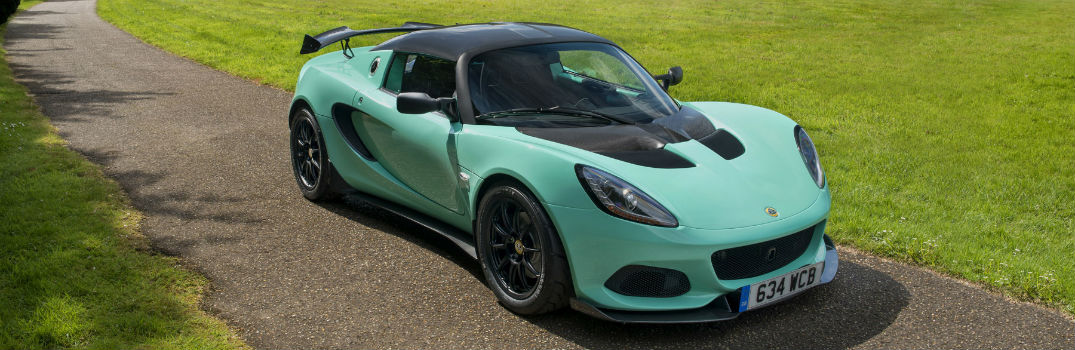 Lotus Elise Cup 250 Available to Order Miami Beach FL