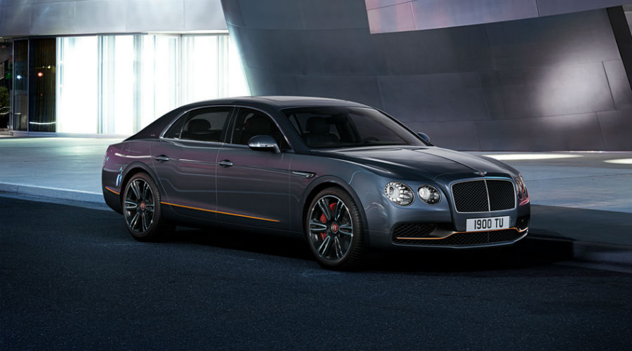 Bentley Flying Spur Design Series by Mulliner Exterior_o