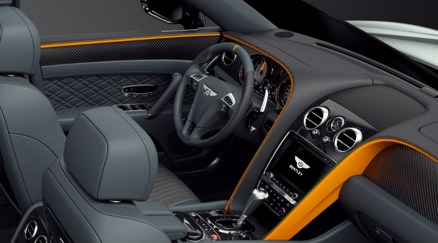 Bentley Flying Spur Design Series by Mulliner Interior_o