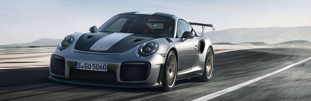 What is the most powerful street-legal Porsche 911 model?