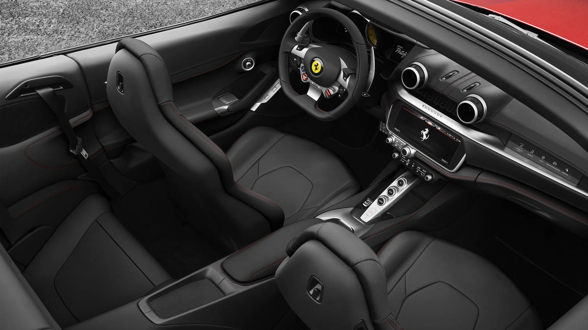 Ferrari California T Car Review It Reads Your Mind Technology