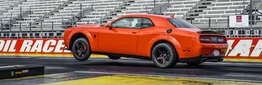 2018 Dodge Challenger SRT Demon Performance Specs & Official Times_o