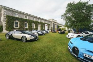 Bugatti Models at the Goodwood Festival_o