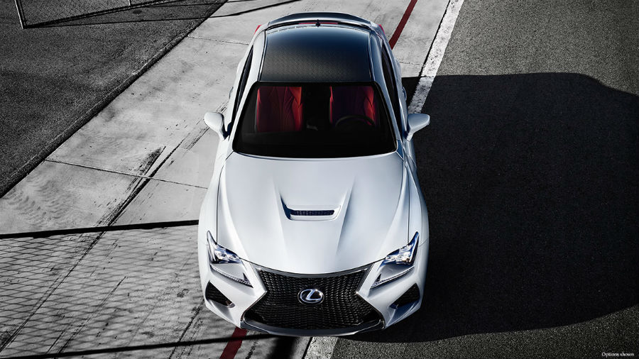 Updated Upcoming 2018 Lexus Rc F Release Date