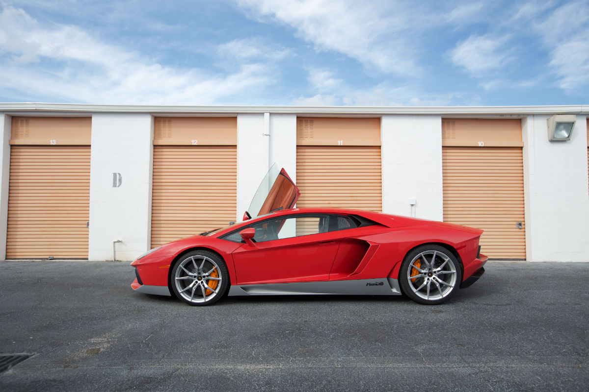 en montreal north sale in used shore sv for aventador lamborghini