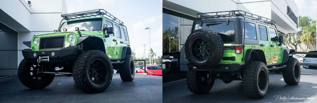 2014 jeep wrangler unlimited sema show car for sale miami fl. Black Bedroom Furniture Sets. Home Design Ideas