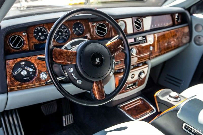 Used 2006 Rolls-Royce Phantom For Sale Miami FL