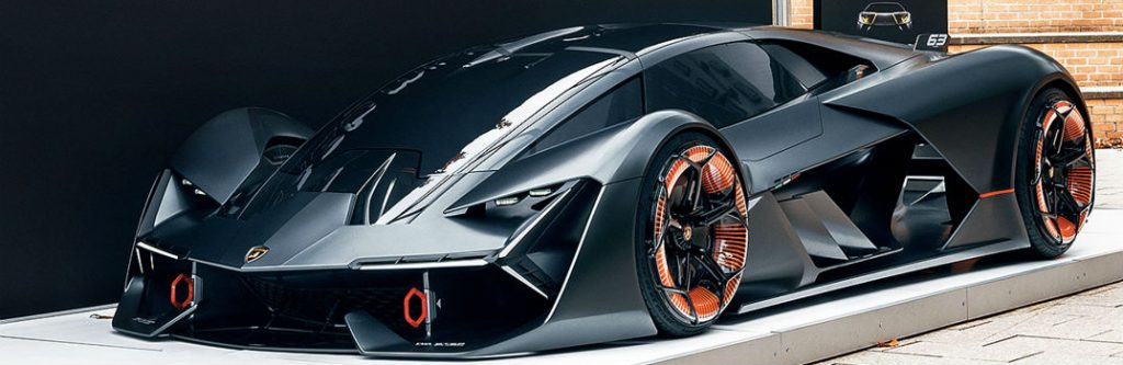 What Is The Lamborghini Terzo Millennio Concept Supercar