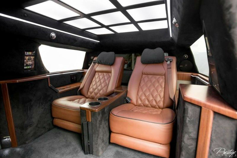 2015 cadillac escalade esv premium limo north miami beach fl. Black Bedroom Furniture Sets. Home Design Ideas