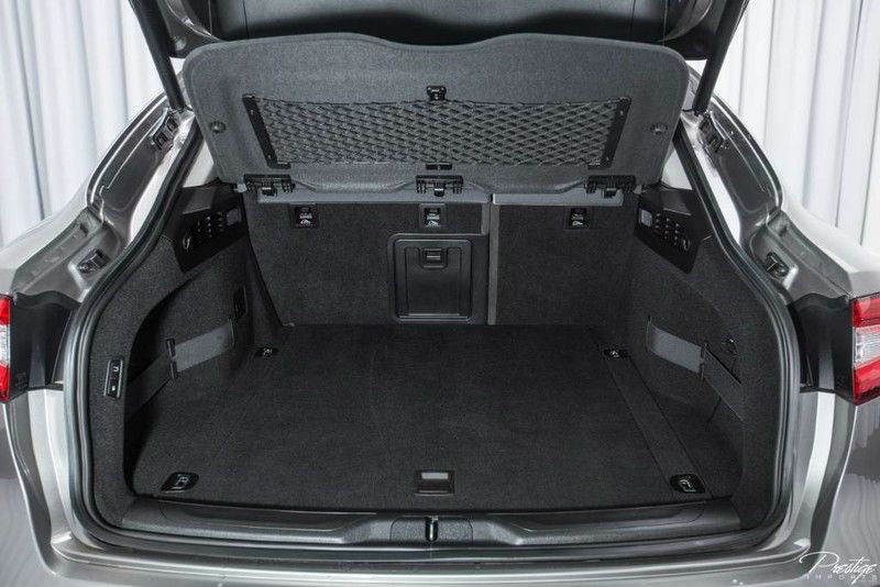 2017 Maserati Levante Interior Cargo Area Trunk