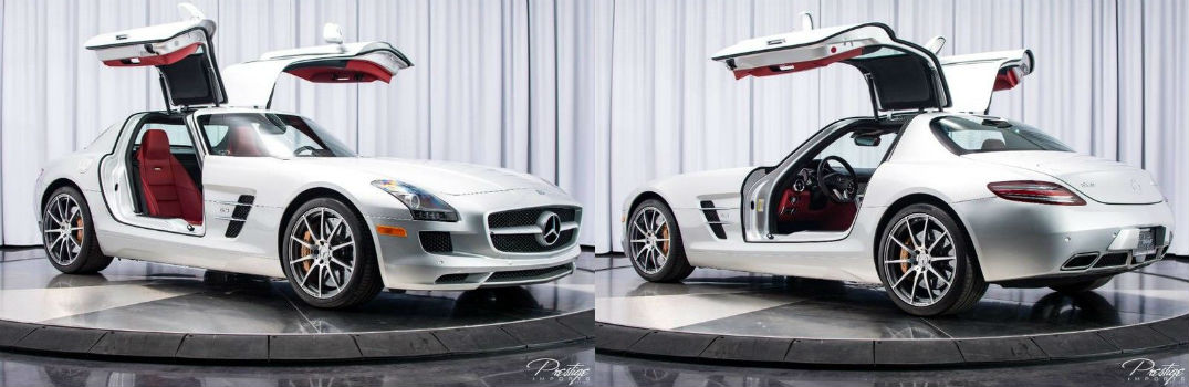 2011 Mercedes-Benz SLS AMG For Sale North Miami Beach FL