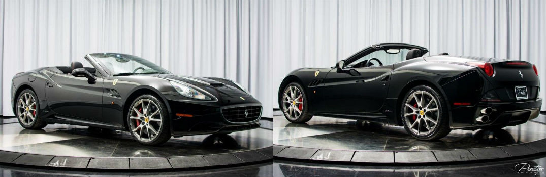 2012 Ferrari California For Sale North Miami Beach FL