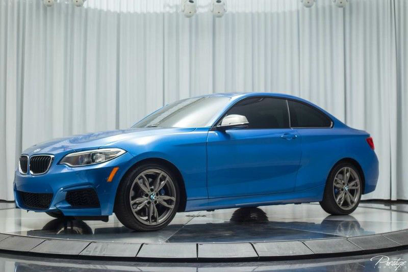 2015 BMW 2 Series M235i Exterior Driver Side Front