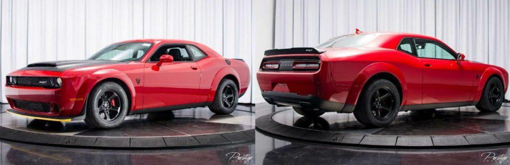 2018 Dodge Challenger Srt Demon For Sale North Miami Beach Fl