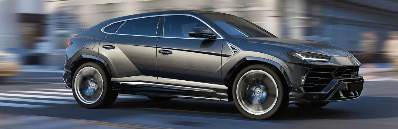 2018 Lamborghini Urus Exterior Passenger Side Profile