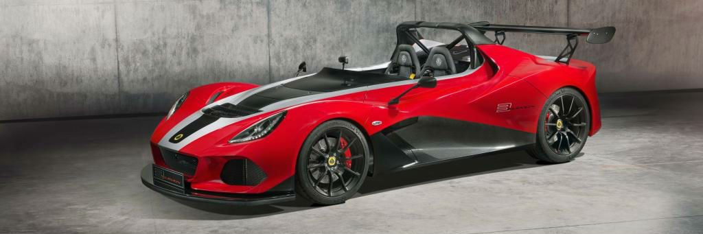 Limited 2019 Lotus 3-Eleven 430 Specs & Features