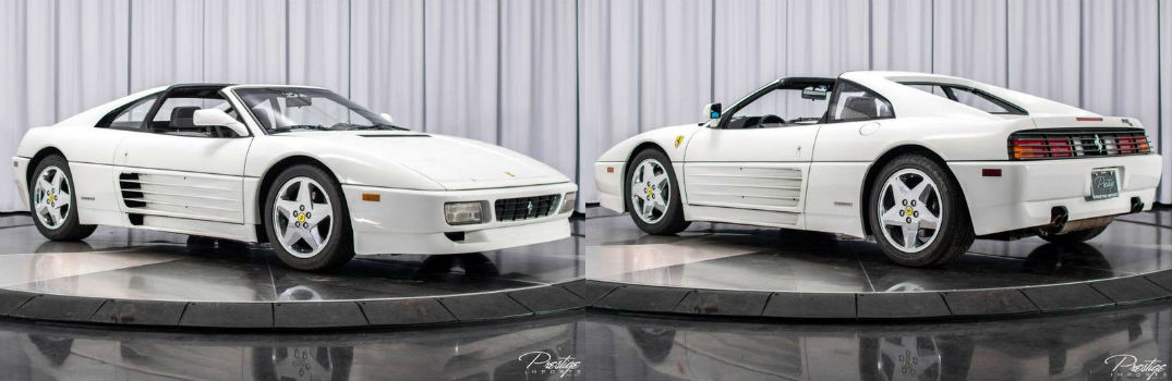 1991 Ferrari 348 TS For Sale North Miami Beach FL