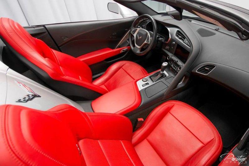 2014 Chevrolet Corvette Stingray Interior Cabin Dashboard