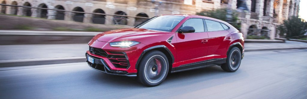 2018 Lamborghini Urus Around the World in Four Months ...