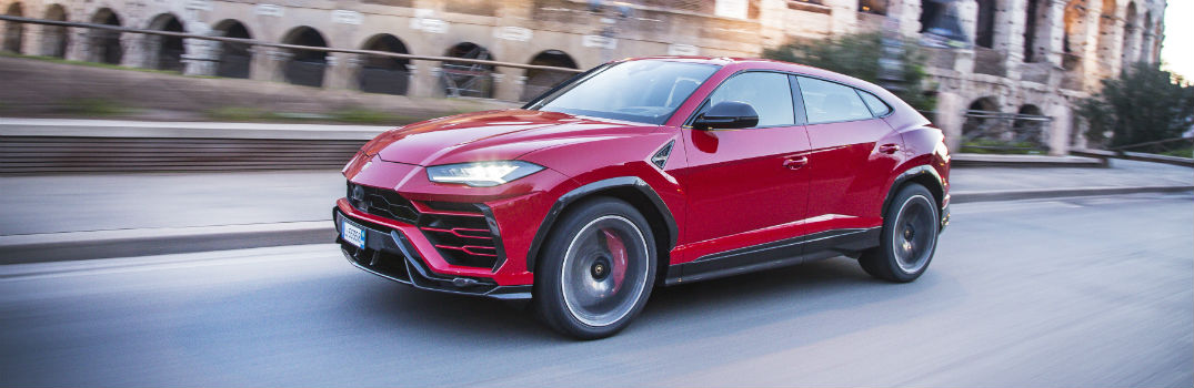 2018 Lamborghini Urus Around the World in Four Months Photo Gallery