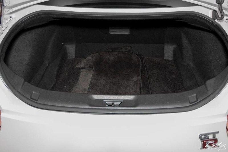 2013 Nissan GT-R Premium Interior Trunk Space