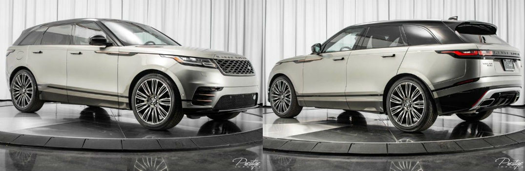 2018 Land Rover Range Rover Velar First Edition For Sale North Miami Beach FL