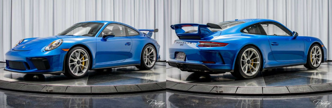 2018 Porsche 911 GT3 For Sale North Miami Beach FL