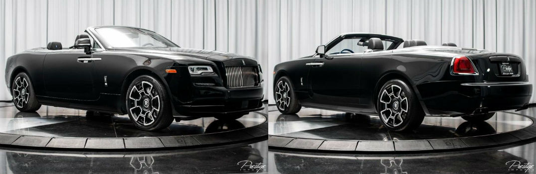 2018 Rolls Royce Dawn Black Badge For Sale North Miami Beach Fl