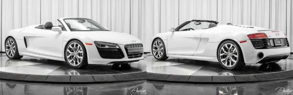 2014 Audi R8 V10 Spyder For Sale North Miami Beach Fl