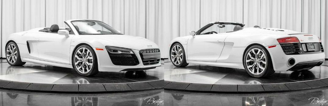2014 Audi R8 V10 Spyder For Sale North Miami Beach FL
