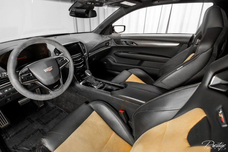 2016 Cadillac ATS-V Coupe Interior Cabin Dashboard
