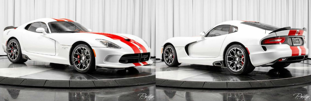 2017 Dodge Viper GTC For Sale North Miami Beach FL