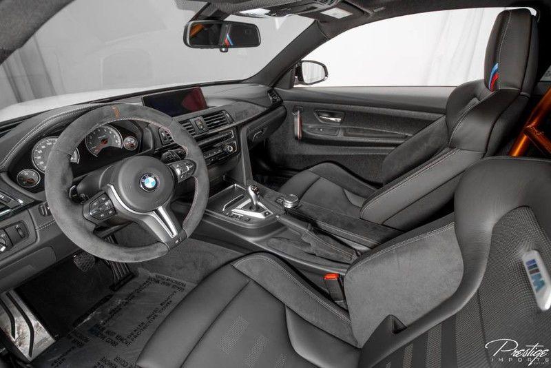 2016 BMW M4 GTS Interior Cabin Dashboard