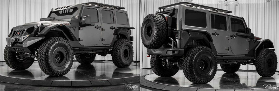 2016 Jeep Wrangler Unlimited Rubicon For Sale North Miami Beach FL