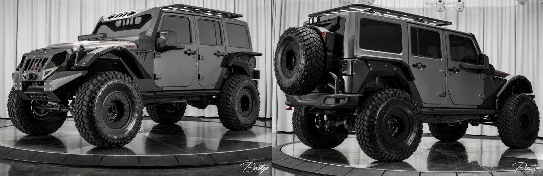 2016 Jeep Wrangler Unlimited Rubicon Aev Brute North Miami Beach Fl
