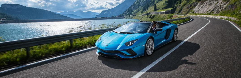 Lamborghini Aventador S Roadster Video Gallery