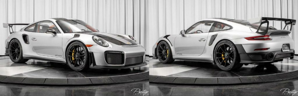 2018 Porsche 911 Gt2 Rs With Weissach Package For Sale
